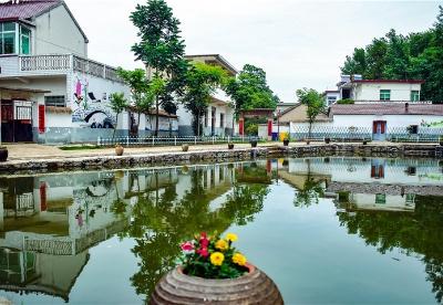 安徽巢湖:环境整治让乡村更美更宜居
