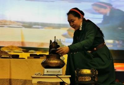 内蒙古开展系列活动庆祝首届国际茶日