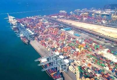 """【""""一带一路""""港口行】东南亚三兄弟:新加坡港、印度尼西亚雅加达港、泰国林查班港"""