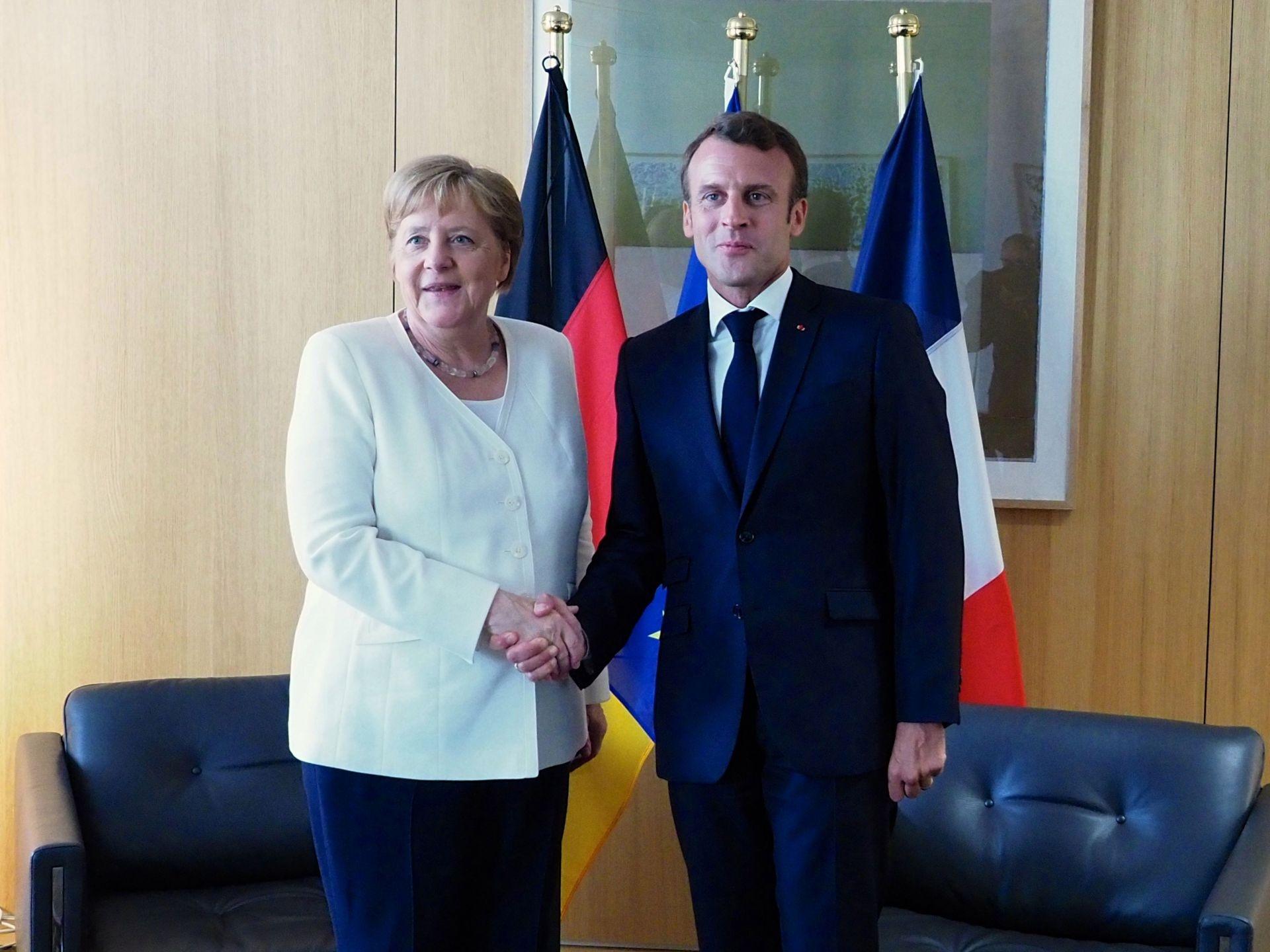 德法提议发行欧元债券支援欧盟经济
