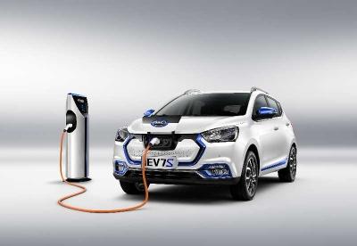 江淮汽车将于8月在俄推出江淮iEV7S电动汽车