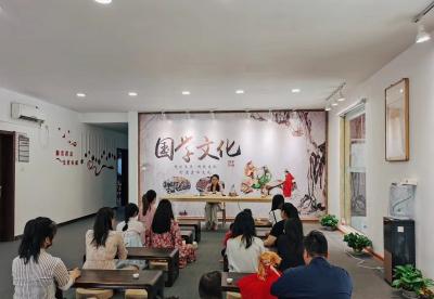 """安徽蚌埠:弘扬传统文化   过""""别样""""儿童节"""