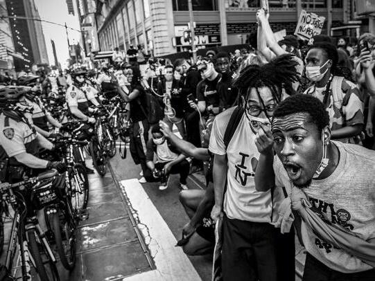 美国:警察暴力、种族和抗议活动