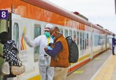 肯尼亚蒙内铁路恢复客运服务