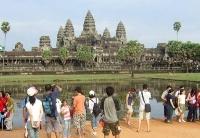 上半年吴哥窟国际游客同比下滑近7成