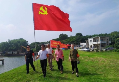 安徽芜湖弋江区:红色先锋集结,防汛大考中彰显组织力
