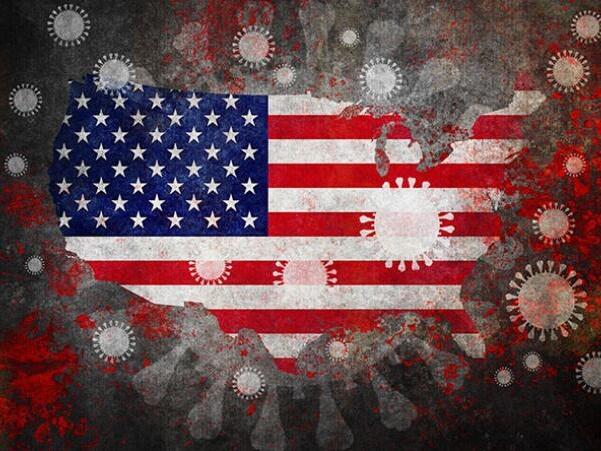 新冠肺炎疫情:美国噩梦