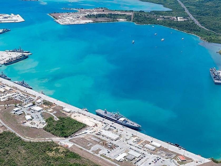 美国在太平洋加强军事设施 推动《访问部队协议》