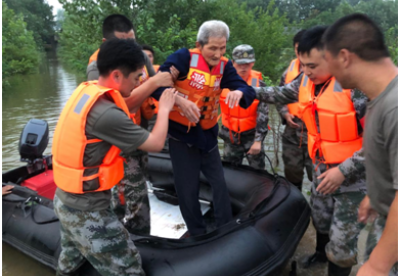 滁州南谯区:多措并举确保群众安全度汛