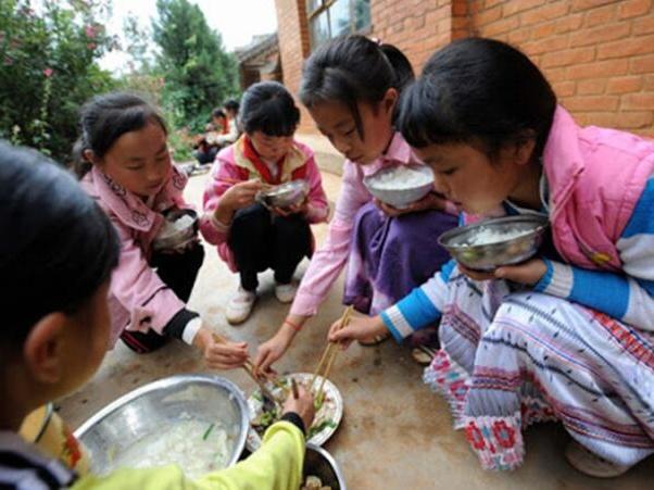 中国克服营养不良面临的挑战