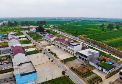 安徽泗县:美丽乡村洋溢脱贫新气象