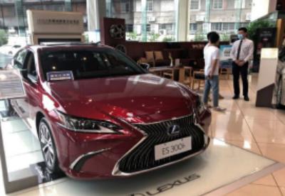 丰田7月在华销量增长19.1%