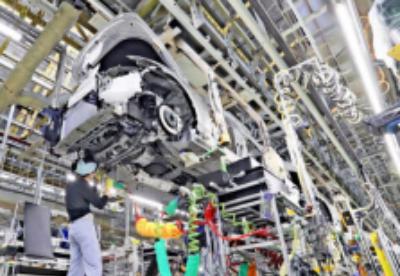 丰田全球销量在中国拉动下呈止跌趋势