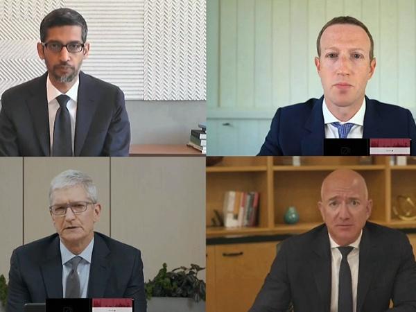 美国国会史诗般大型科技听证会的五个亮点