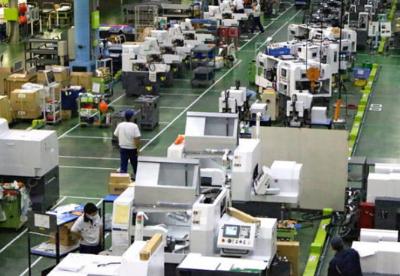 日本7月对华机床出口订单额增长5成