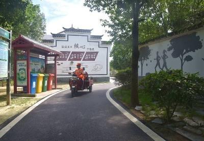 安徽肥西:乡村振兴 民生工程先行