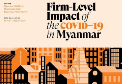 世界银行评估新冠肺炎对缅甸造成的影响和损失