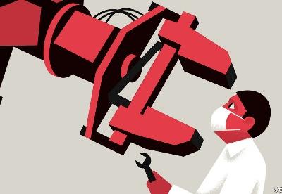焦虑再度来袭:机器人取代劳动者