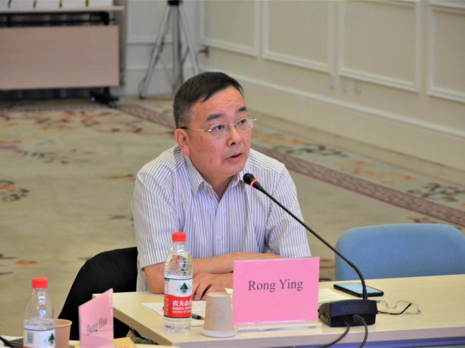 """""""疫情下中国同欧亚国家合作的机遇与挑战""""视频研讨会举行"""
