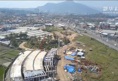 中国路桥印尼万隆高速公路三期项目防疫生产两不误