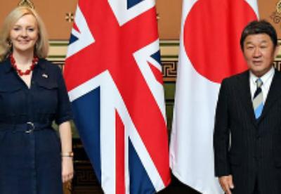 日英贸易谈判,英国拟2026年取消日本车关税