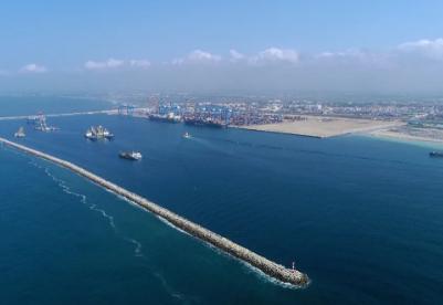 """中资企业为非洲""""一带一路""""项目建设带去""""中国速度"""""""