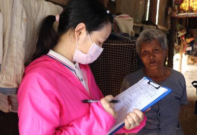 中国援柬减贫示范项目推动扶贫村持续发展