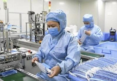 今年前8个月越南对外出口超8.46亿只口罩