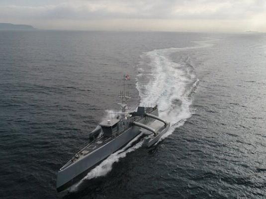 美国:更多军舰,更少水兵与中国海军竞争