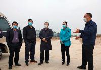 5月长春莲花山度假区19个5000万元以上项目全部开复工  吉林省发改委到莲花山度假区开展项目核查工作
