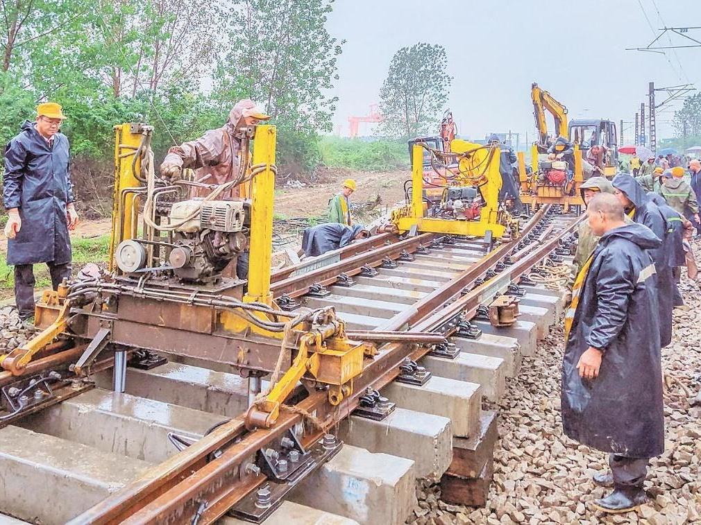 中欧武汉班列新增一股车道 运能即将翻番