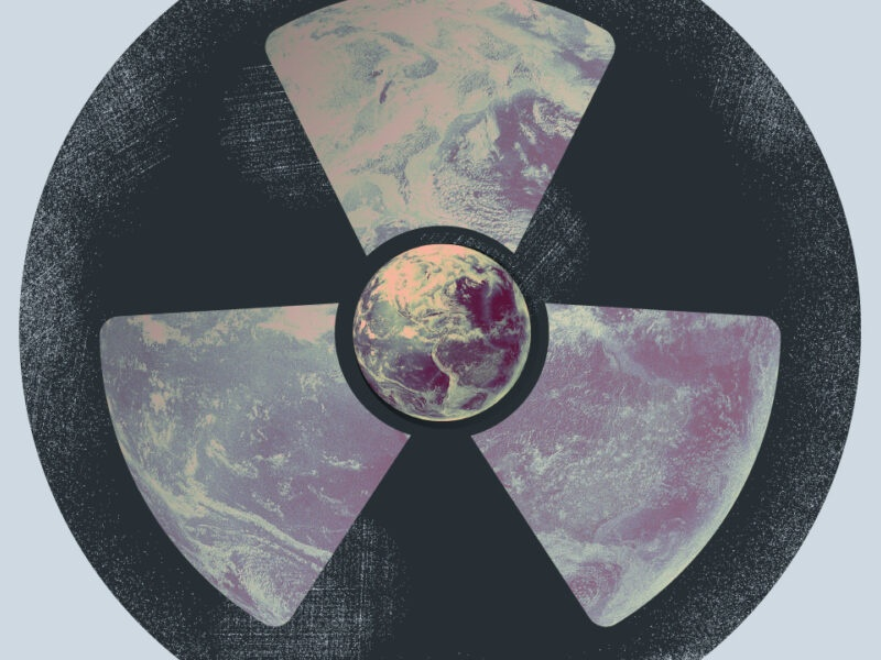 影响核武器扩散的地缘政治力量