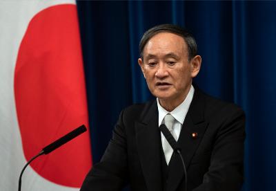 """日本新首相将继承""""安倍经济学"""""""