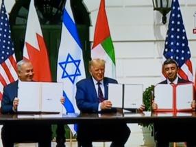 向阿联酋出售F35:美国和以色列的战略利益