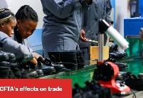 非洲大陆自由贸易区对贸易和工资的影响