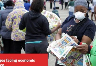 疫情对非洲经济刺激造成的挑战