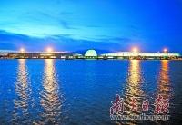 湛江徐闻港开港  琼州海峡新通道华丽升级
