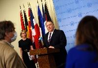 美欧对恢复制裁伊朗的外交分歧考验联合国