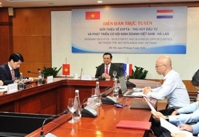 EVFTA给越南与荷兰经贸合作带来商机