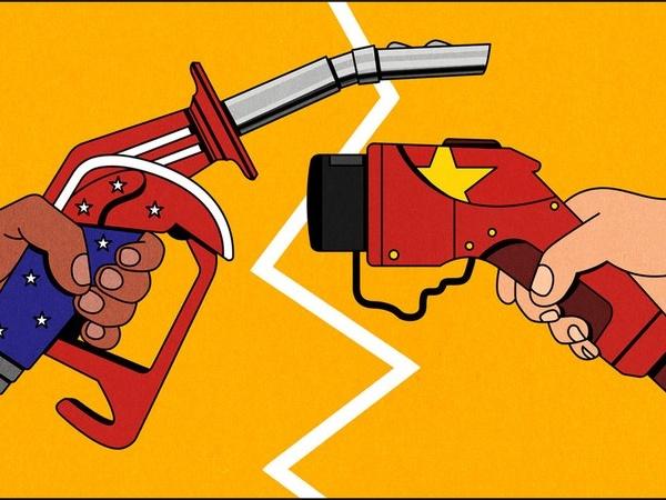 美国对石油和天然气的统治不会威胁中国