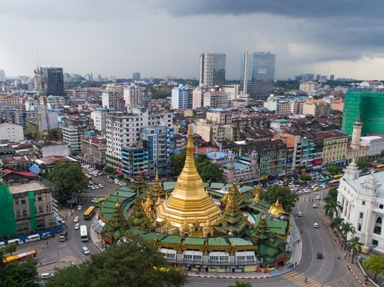 缅甸基础设施发展:中缅经济走廊和新冠肺炎经济救助计划