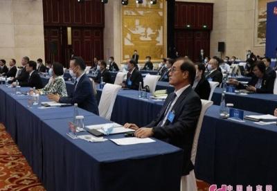 """""""山东与世界500强连线""""韩国专场活动成功举行"""