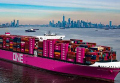 亚洲集装箱船抢手,日本海运商上调业绩