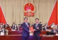 湛江市第十四届人大第七次会议胜利闭幕