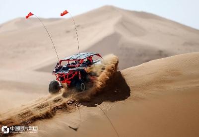 沙漠激情过山车 风驰电掣敞豪情