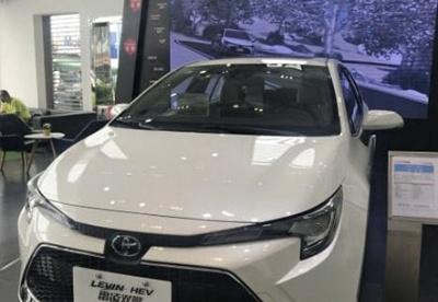 丰田将向中国车企提供混动车技术