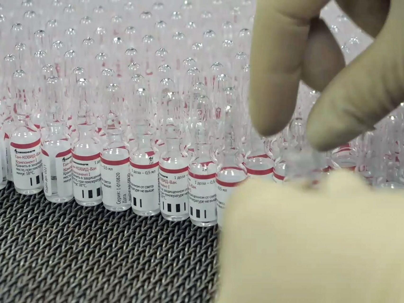 全球新冠肺炎疫苗竞赛相关进展