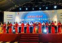 2020年越南国际合作经济区与合作社产品博览会在芹苴市开幕