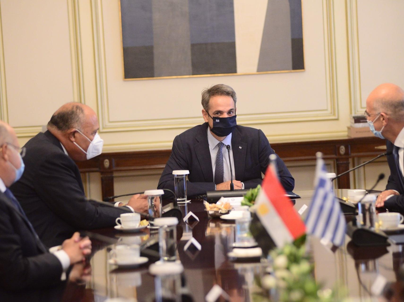 """埃及-希腊""""海上划界""""协议:对埃及区域政策的影响"""