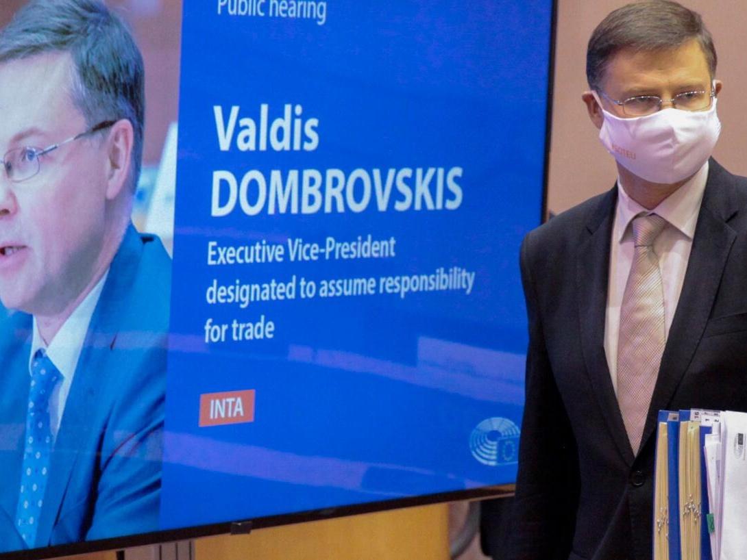 欧盟新任贸易专员艰巨的议程